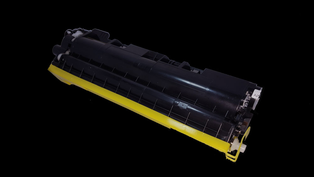 Compatible TN-265Y Yellow Laser Toner Cartridge. Part of TN-265 series for colour printers