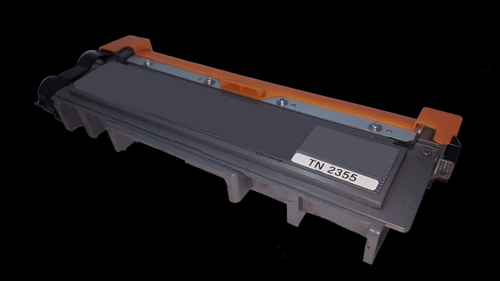 Compatible TN-2355 Laser Black Toner Cartridge supplied by CTEC in Bloemfontein