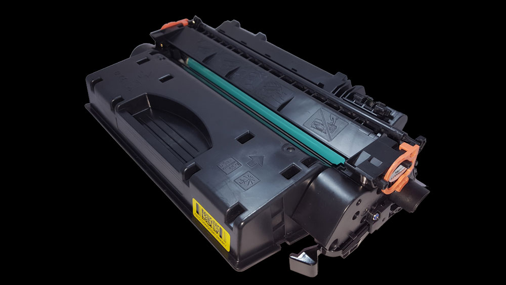 HP 05X (CE505X) Compatible Black Laser Toner Cartridge (CE505X). Produces High Yields