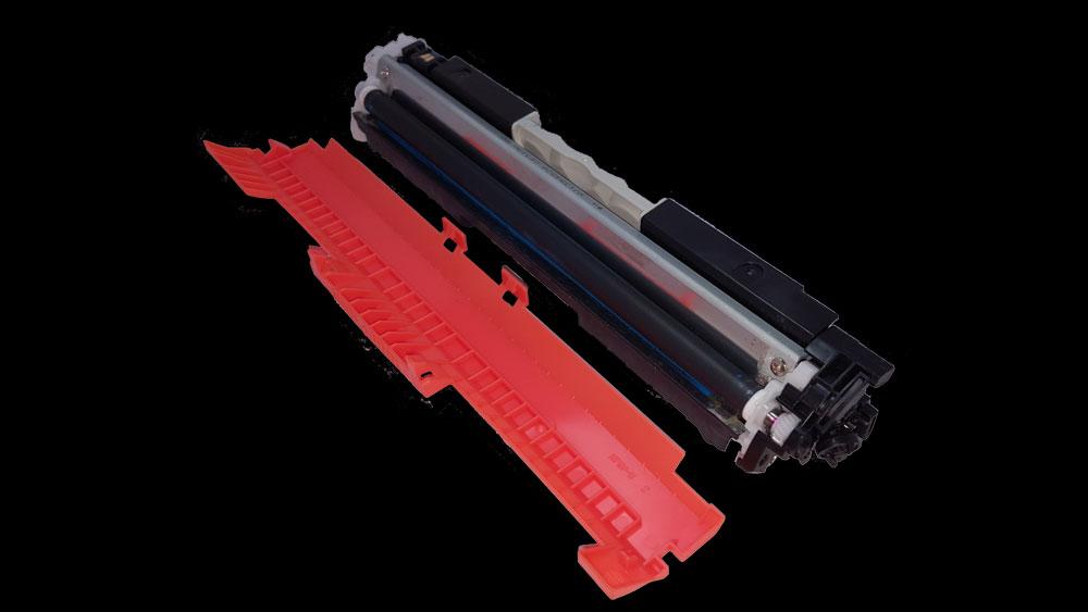 Compatible HP 126A (CE312A) Yellow Toner Cartridge ( Part of 126 seies of HP colour tonerc artridges)