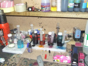ink cartridge refill tools