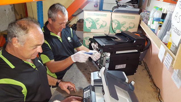 Printer Repair & Service Bloemfontein