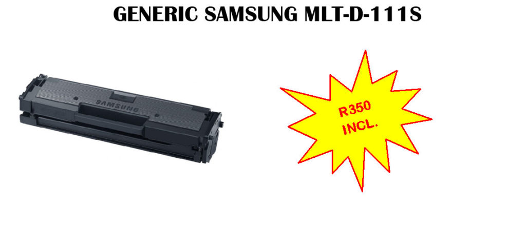 Generic samsung mlt-d 111s special